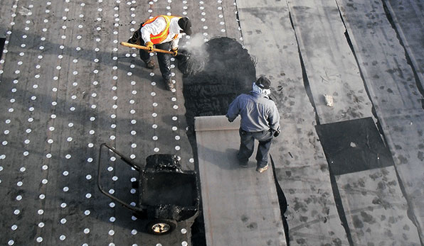 Can Modified Bitumen Roofing Be Repaired Answer Here