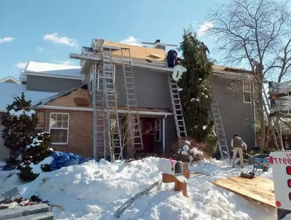 Can Roofing Be Done In Winter?