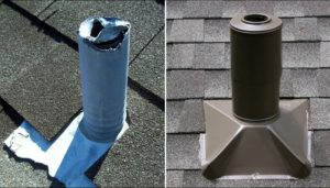 Seal A Vent Pipe On A Metal Roof