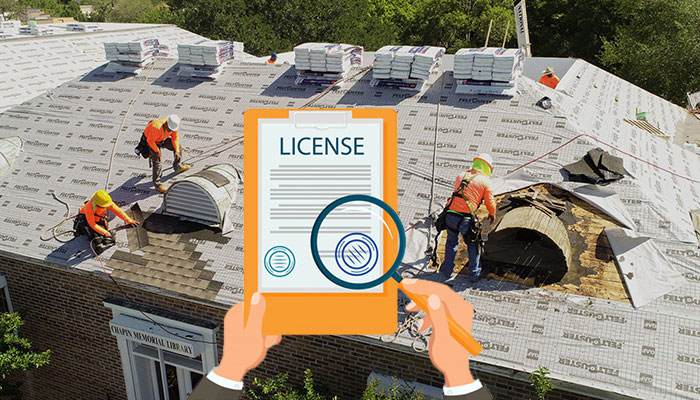 States Require A Roofing License