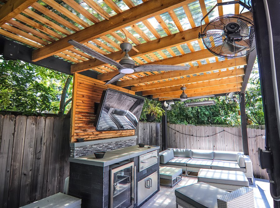 What Is The Pergola Used For