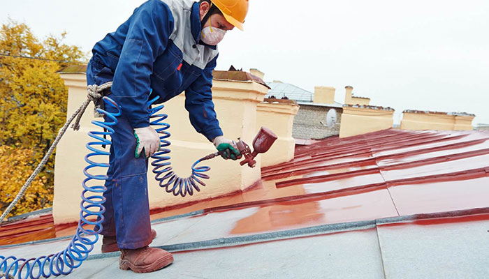 Can You Paint Galvanized Metal Roofing