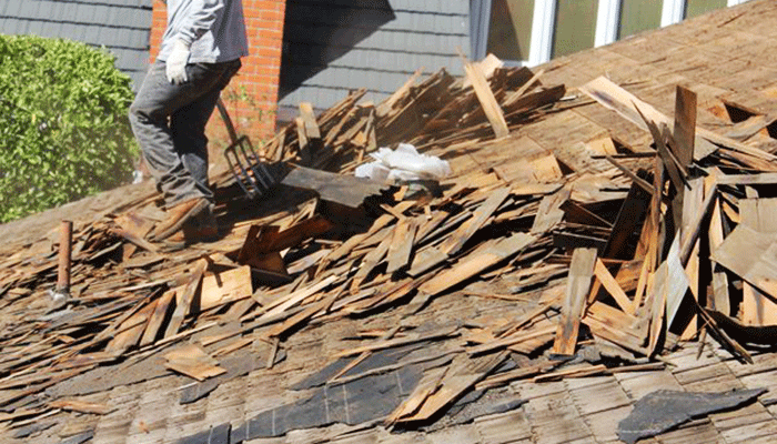 What Can You Do With Roofing Shingles