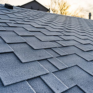 Asphalt shingles can last for about 15-30 years.