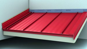 How To Flash A Metal Roof To A Wall