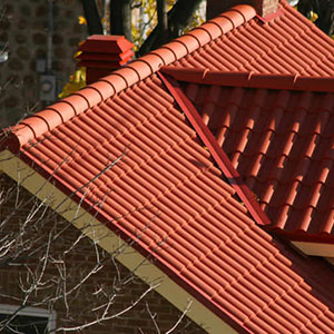 Polymer roofing lasts about 50 plus years.