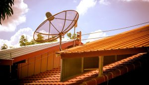 Remove Satellite Dish From Roof