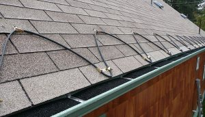 Roof Heating Cables: How To Use