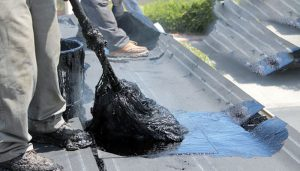Does Roofing Tar Get Hard