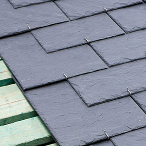 Slate shingle highly durable and lasts from 75 up to 150 years.